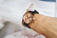 Esprit ES1L145L0045 zegarek różowe złoto klasyczny Damskie pasek