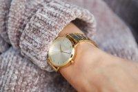 Esprit ES1L173M0075 zegarek złoty klasyczny Damskie bransoleta