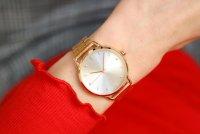 zegarek Esprit ES1L173M0085 różowe złoto Damskie