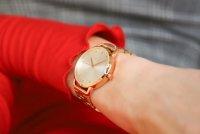 Esprit ES1L173M0085 zegarek różowe złoto klasyczny Damskie bransoleta