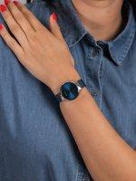Zegarek damski fashion/modowy  Classic 14531-308 szkło szafirowe - duże 5