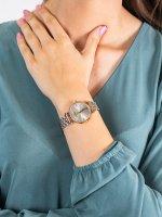 Emporio Armani AR1840 damski zegarek Ladies bransoleta