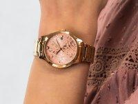 Zegarek damski fashion/modowy Esprit Damskie ES108902003 szkło mineralne - duże 6