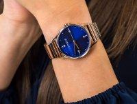 Zegarek damski fashion/modowy Esprit Damskie ES1L032E0085 szkło mineralne - duże 6