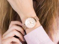 Zegarek damski fashion/modowy Fossil Jacqueline ES4628 JACQUELINE szkło mineralne - duże 6