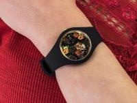 Zegarek damski fashion/modowy ICE Watch Ice-Flower ICE.016660 ICE Flower Rozm. S szkło mineralne - duże 6