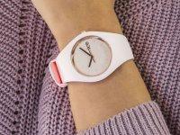 Zegarek damski fashion/modowy ICE Watch Ice-Glam Pastel ICE.001069 ICE glam pastel pink lady rozm. M szkło mineralne - duże 6