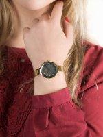 Obaku Denmark V173LXGJMG damski zegarek Slim bransoleta