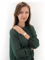 Zegarek damski fashion/modowy Obaku Denmark Bransoleta V217LXVWMV FIN - ROSE szkło mineralne - duże 4