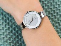 zegarek Obaku Denmark V221LRCWMC srebrny Solar