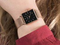 Zegarek damski fashion/modowy Rosefield Boxy QBMR-Q05 Boxy szkło mineralne - duże 6