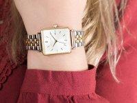 Rosefield QVSGD-Q013 Boxy zegarek fashion/modowy Boxy