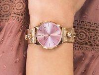 Zegarek damski fashion/modowy Thom Olson Gypset CBTO017 Gypset Pink Lovers szkło mineralne - duże 6
