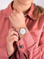Zegarek damski fashion/modowy Thom Olson Gypset CBTO020 Gypset Lilac Lovers szkło mineralne - duże 5