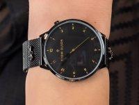 Zegarek damski fashion/modowy Thom Olson Night Dream CBTO005 Night Dream Black Sailor szkło mineralne - duże 6