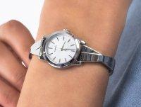Zegarek damski fashion/modowy Timex Fashion TW2R98700 szkło mineralne - duże 6