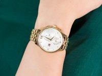 Zegarek damski fashion/modowy Tommy Hilfiger Damskie 1782133 szkło mineralne - duże 6