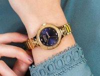 Zegarek damski fashion/modowy Versus Versace Damskie VSP480618 szkło mineralne - duże 6