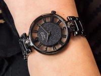 Zegarek damski fashion/modowy Versus Versace Damskie VSP491619 KIRSTENHOF szkło mineralne - duże 6