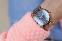 Festina F20477-2 zegarek damski klasyczny Boyfriend bransoleta
