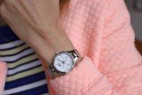 Festina F16950-E Mademoiselle Mademoiselle klasyczny zegarek srebrny