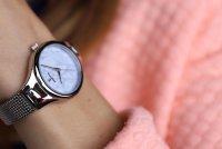 Festina F16950-F Mademoiselle Mademoiselle klasyczny zegarek srebrny
