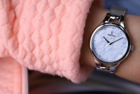 zegarek Festina F16950-F srebrny Mademoiselle