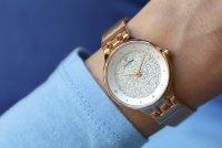 zegarek Festina F20387-1 różowe złoto Mademoiselle