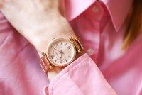 zegarek Fossil ES4301 różowe złoto Carlie