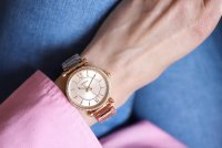 Fossil ES4301 Carlie CARLIE zegarek damski fashion/modowy mineralne