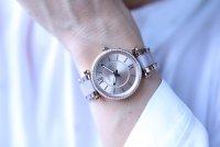 zegarek Fossil ES4346 różowe złoto Carlie