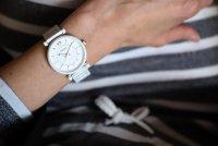Fossil ES4401 Carlie CARLIE zegarek damski fashion/modowy mineralne