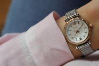 Zegarek damski Fossil carlie ES4614 - duże 10