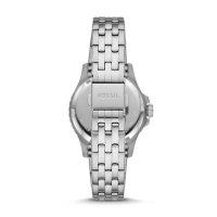 Fossil ES4744 zegarek srebrny klasyczny FB-01 bransoleta