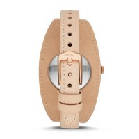 smartwatch Fossil Smartwatch FTW5077 HYBRID SMARTWATCH ELEANOR BLUSH LEATHER damski z krokomierz Fossil Q