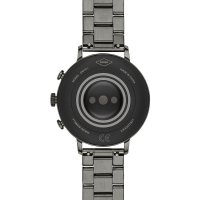 zegarek Fossil Smartwatch FTW6019 Gen 4 Smartwatch Venture HR Smoke Stainless Steel damski z gps Fossil Q