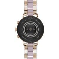 Zegarek Fossil Smartwatch smartwatches Gen 4 Smartwatch Venture HR Stainless Steel - damski  - duże 5