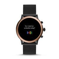 Fossil Smartwatch FTW6036 zegarek czarny fashion/modowy Fossil Q bransoleta