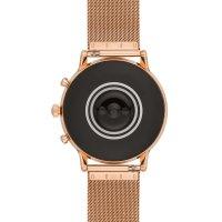 Fossil Smartwatch FTW6062 GEN 5 SMARTWATCH JULIANNA HR ROSE GOLD zegarek fashion/modowy Fossil Q