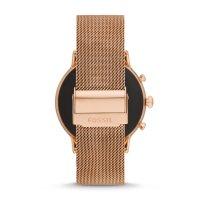 Fossil Smartwatch FTW6062 zegarek różowe złoto fashion/modowy Fossil Q bransoleta