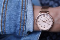 Zegarek damski Fossil jacqueline ES4628 - duże 9