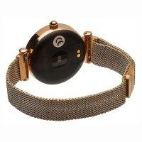 Garett 5903246282832 zegarek różowe złoto sportowy Damskie bransoleta