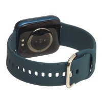 zegarek Garett 5903246287134 kwarcowy damski Damskie Smartwatch Garett Women Eva RT niebieski