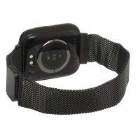 zegarek Garett 5903246287141 kwarcowy damski Damskie Smartwatch Garett Women Eva RT czarny stalowy