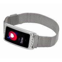 Garett 5903246287271 zegarek srebrny sportowy Damskie bransoleta