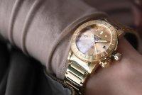 Glycine GL0172 damski zegarek Airman bransoleta