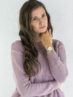 Zegarek damski Grovana Bransoleta 4485.1132 - duże 4