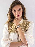 Zegarek damski Grovana Bransoleta 4556.1152 - duże 4