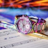 Guess GW0044L1 zegarek damski klasyczny Bransoleta bransoleta
