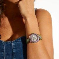 Guess GW0044L1 Jennifer Lopez Bransoleta klasyczny zegarek wielokolorowy